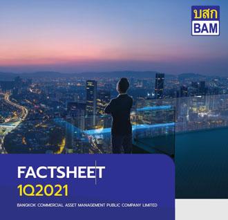 Factsheet ไตรมาสที่ 1/2564